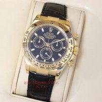 Rolex Daytona Yellow Gold Black Index Dial 116518