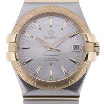 Omega Constellation 35 Automatic Chronometer Dual Tone