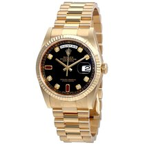 Rolex Oyster Perpetual Day-Date Automatic Men's 18 Carat...