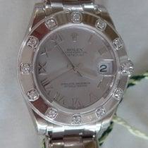 Rolex DATEJUST PEARLMASTER 81319