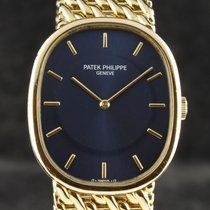 Patek Philippe Ellipse Yellow Gold