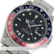 Rolex GMT Master II Stahl 16710