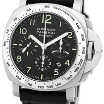 "Panerai Gent's Stainless Steel  ""Luminor Daylight..."