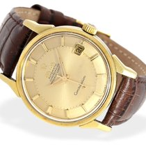 "Omega Constellation automatic chronometer ""Pie-Pan""..."