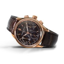Frederique Constant Manufacture Flyback Chronograph 18 carat gold