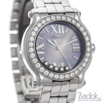 Chopard Happy Diamonds Sport Mini Watch 30mm 278509-3010...