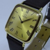 Omega Genève Men's watch Cal 625 from 1974 with Omega box