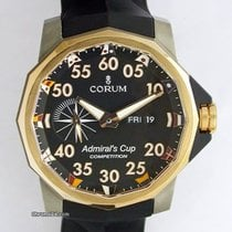 Corum Admiral's Cup Competition 46 18k/Titan two tone.