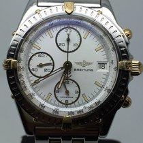 Breitling CHRONOMAT STEEL GOLD 40MM CHRONOGRAPH WHITE DIAL