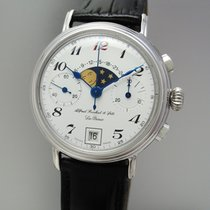 Alfred Rochat & Fils / Chronoswiss Chronograph Mondphase