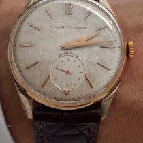 Girard Perregaux Vintage Hand Wound Stainless Steel + Box