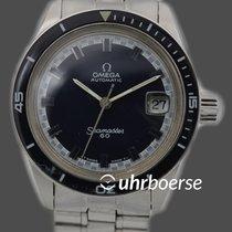 "Omega – Seamaster 60 Automatik ""Big Crown"" Edelstahl 166.062"