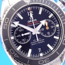 Omega Seamaster Planet Ocean Chronograph Keramik