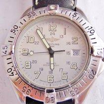 Breitling colt quartz 300 Mt acciaio uomo ref. 1527