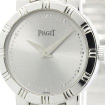 Piaget Polished Piaget Dancer 18k White Gold Quartz Ladies...