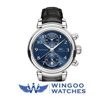IWC DA VINCI CHRONOGRAPH EDITION «LAUREUS SPORT FOR GOOD...