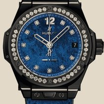 Hublot Big Bang ONE CLICK ITALIA INDEPENDENT BLUE VELVET 39 mm