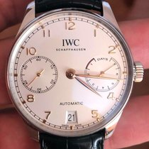 IWC Portuguese Automatic 7 Days Power Reserve IW500704