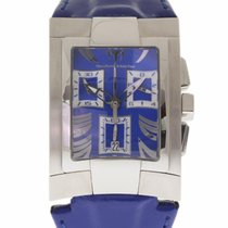 Technomarine XS MAG Cronograph XSCM-02516 Blue Steel Leather...