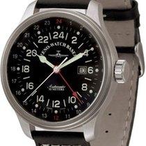 Zeno-Watch Basel OS Pilot 24 Hours + GMT