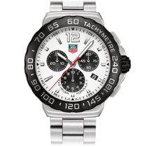 TAG Heuer Formula 1 Chronograph White Dial