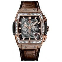 Hublot Spirit of Big Bang King Gold Jewellery 45 mm