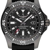 Breitling Superocean 44 Special Blacksteel