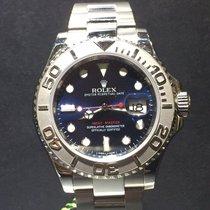 Rolex yacht master blu dial