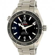 Omega Seamaster Planet Ocean 232304622101 Coaxial In Steel,...
