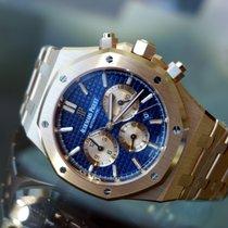 Audemars Piguet Royal Oak Chronograph Blue dial - 26331OR.OO.1...