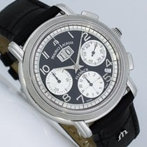 Maurice Lacroix Masterpiece Flyback Annuaire Chrononograph