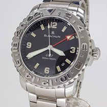 Blancpain Fifty Fathoms Trilogy GMT