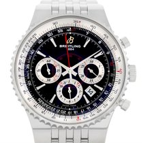 Breitling Montbrillant 47 Limited Edition Steel Mens Watch A23351