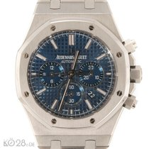 Audemars Piguet Royal Oak Chrono 41 mm Blue Boutique Dial...