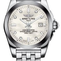 Breitling W7234812/A785-791A Galactic 29mm Quartz in Steel -...