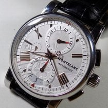Montblanc Meisterstuck Star - 7104 Chrono - All Pattern Dial -...