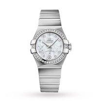Omega Constellation Ladies Watch 127.15.27.20.55.001
