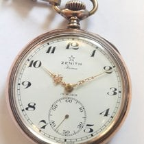 제니트 (Zenith) pocket watch - Switzerland ,1910s
