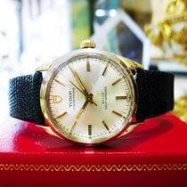 Tudor Mens Vintage  Stainless Steel Gold 34mm Ref: 7987/5...