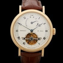 Breguet Classique Tourbillon 5 day Power Reserve 18k Yellow...