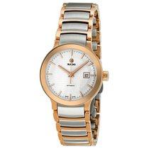 Rado Ladies R30954123 Centrix Two-tone Watch