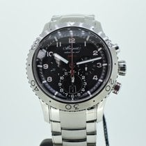 Breguet Type XXII Chronograph Fly-Back GMT