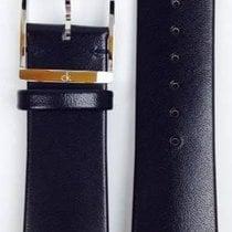 ck Calvin Klein Lederarmband schwarz 22 mm K600.058.950