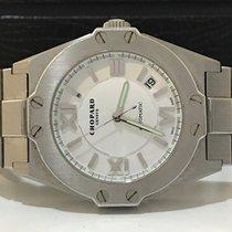 Chopard St. Moritz Chronograph Full Steel Automatico Impecável