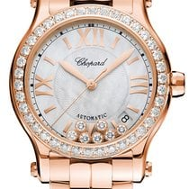 Chopard Happy Sport Medium Automatic 36mm 274808-5007