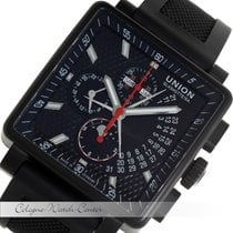 ユニオン・グラスヒュッテ (Union Glashütte) Averin Chronograph Stahl...