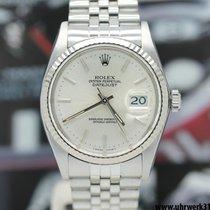 Rolex Datejust Stahl/WG Lünette Ref:16014 von 1984-1985