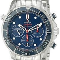 Omega Seamaster Diver 300m Co-axial Chonograph 44 Mm -...
