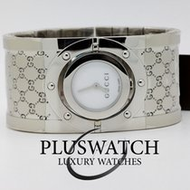 Gucci Woman Watch Twirl Collection White Dial Ref. 112413