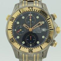 Omega Seamaster Titane Professional Chronometer  Automatic...
